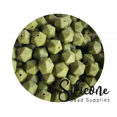 Silicon-Bead-Supplies | army green