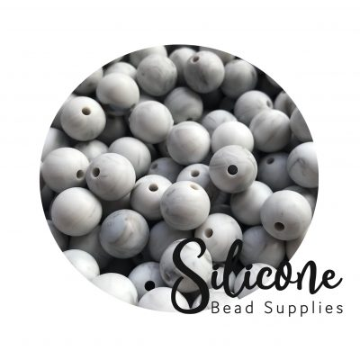Silicon-Bead-Supplies | marbled grey