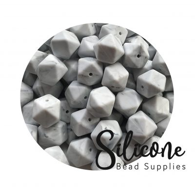 Silicon-Bead-Supplies | marble grey