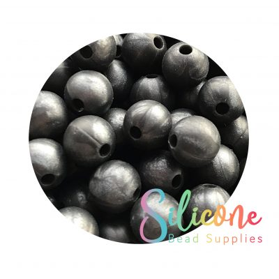Silicon-Bead-Supplies | metallic black