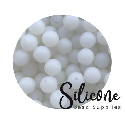 Silicon Bead Supplies | Transparent white