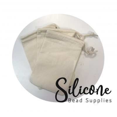 Premium Cotton Bags | Silicone Bead Supplies