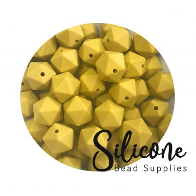 x 10a mustard | Silicone Bead Supplies