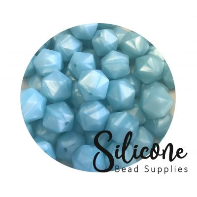 x11f trans blue | Silicone Bead Supplies