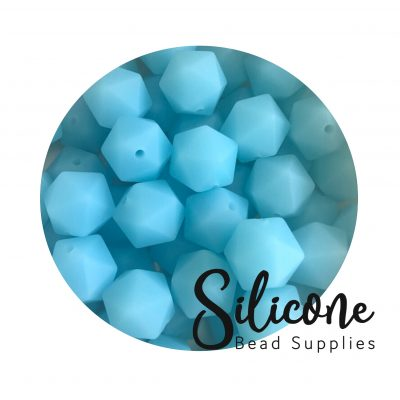 x11f transparent blue | Silicone Bead Supplies