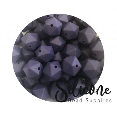 x4d twilight purple | Silicone Bead Supplies