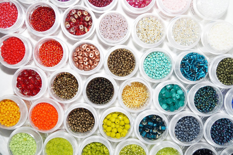 Tips for starting up your own bead business