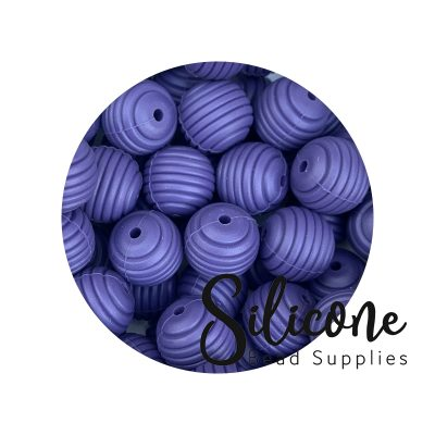 beehive beads 04d twilight purple