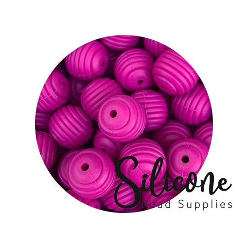 beehive beads 05a magenta