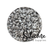 Lentils 12mm 02e Warm Marble Grey