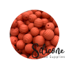 Beehive Bead 06d Fusion Coral