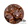 Curved Finish Rose Gold Clip